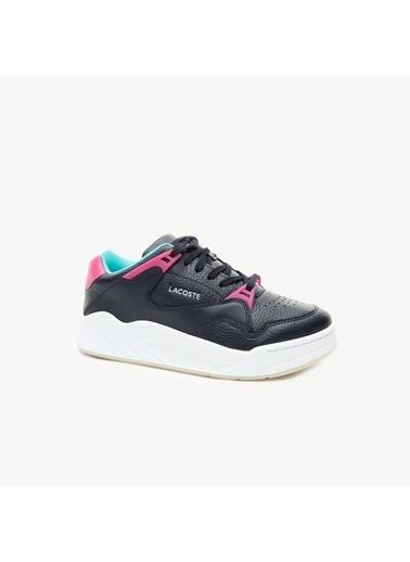 Lacoste Kadın Court Slam 419 1 Qsp Sfa Sneakers 738SFA0057.1J1 Siyah